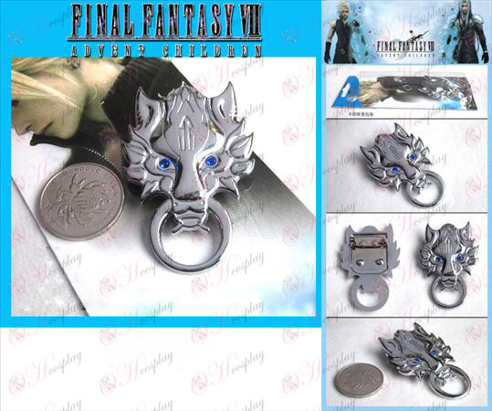 Final Fantasy Accessories Brooches