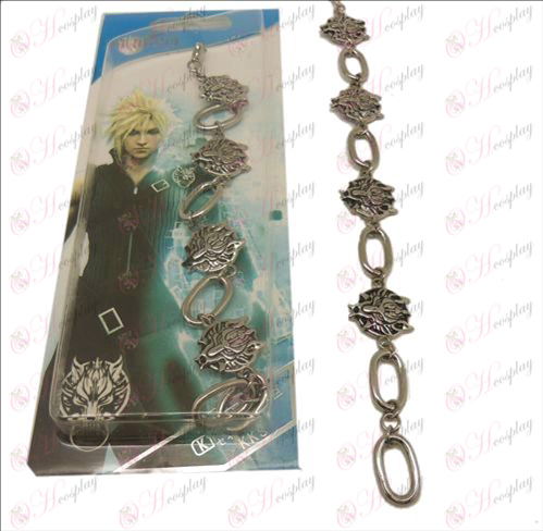 DFinal Fantasy Accessories Bracelet (Big O type)
