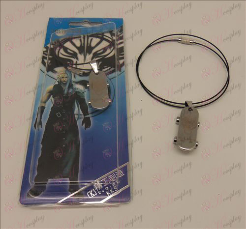 DFinal Fantasy Accessories Skate Necklace (wire)