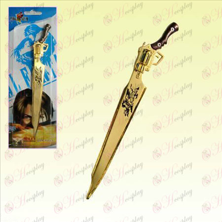 Final Fantasy Accessories skal Qiangdao (Gold)