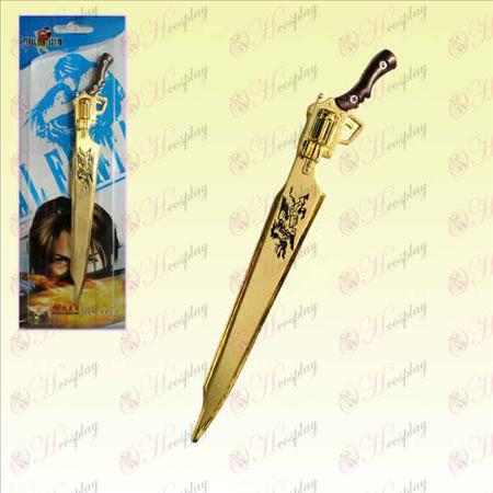 Final Fantasy Príslušenstvo skál Qiangdao (Gold)