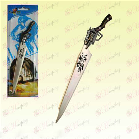 Final Fantasy Accessories skal Qiangdao (White)