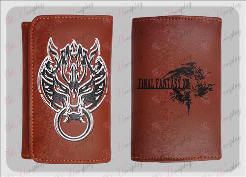 Final Fantasy Tarvikkeet monitoimi matkapuhelin paketti 020