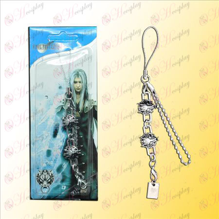 Final Fantasy Accessori Langtou corda del telefono