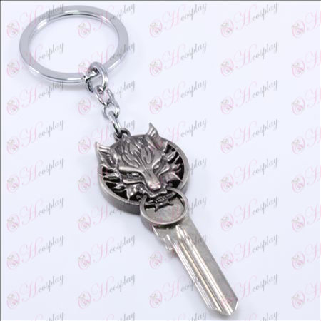Final Fantasy Accessories Blank Keys