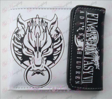 Final Fantasy Accessori Langtou scatto portafoglio (Jane)
