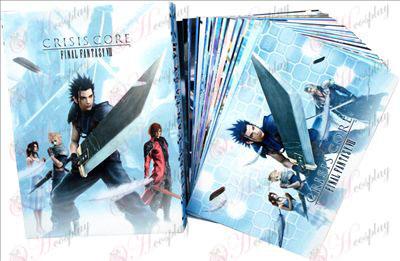 Final Fantasy Tarvikkeet Space Postikortti 2