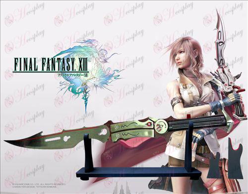 Final Fantasy KiegészítőkIX késpenge +