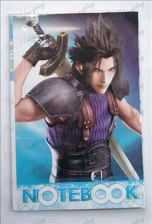 Final Fantasy Príslušenstvo Notebook