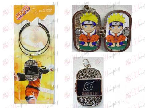 Naruto Konoha okvir serije žica verige