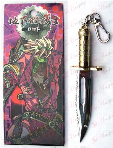 Dungeon Fighter Accessories dagger