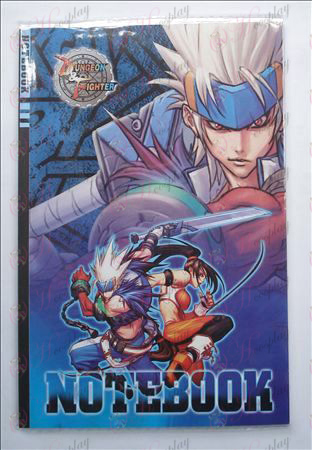 Dungeon Fighter Accessoires Notebook