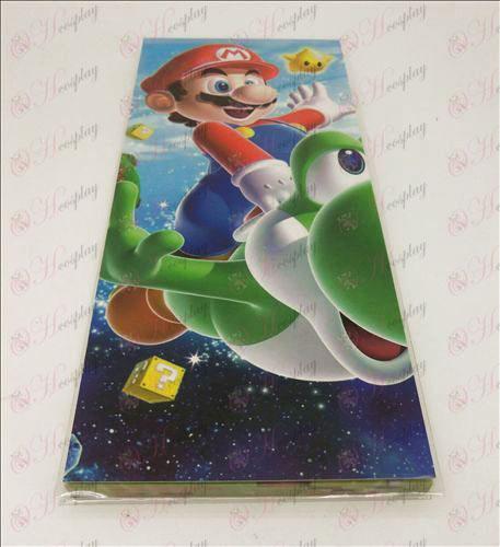 (Long noter dette) Super Mario Bros Tilbehør