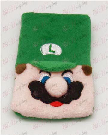 Super Mario Bros Tilbehør Pouch (grøn)
