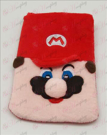 Super Mario Bros Accessories Pouch (Red)