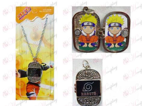 Naruto Konoha Photo Frame Serie 0 Worthalskette