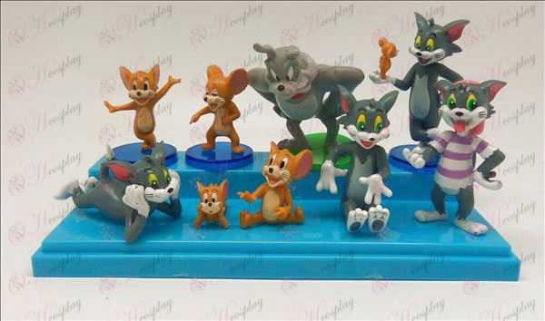 Tom a Jerry Doll 9