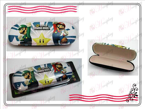 Super Mario Bros AccessoriesB brillen doos