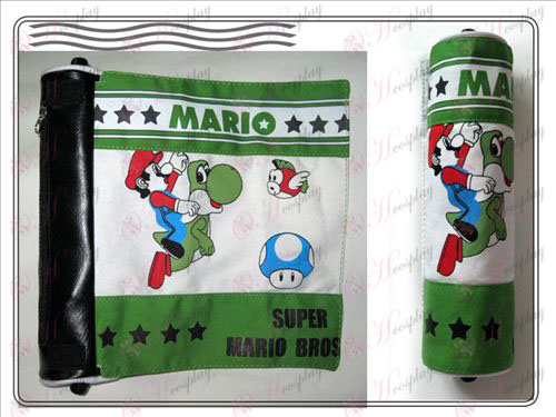 Super Mario Bros Accessori Mulinelli Pen (Verde)