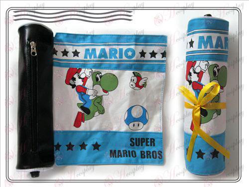 Super Mario Bros Accessori Mulinelli penna (blu)