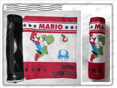 Super Mario Bros אבזרים המחשת פן (אדום)