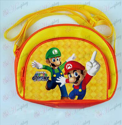 Super Mario Bros Tilbehør lille skoletaske XkB045