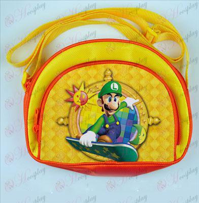Super Mario Bros Tilbehør lille skoletaske XkB041