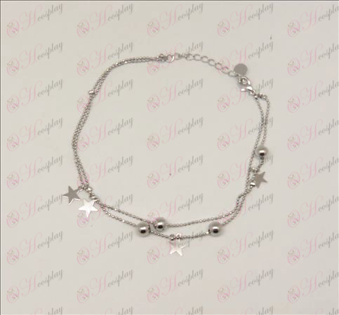 Lucky Star Accessories Anklets