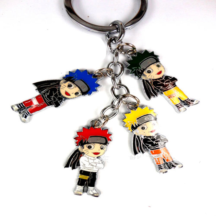 Naruto - Naruto Color 4 Pendant keychain Halloween Accessories Online Store