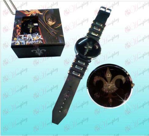 Lelouch черни часовници