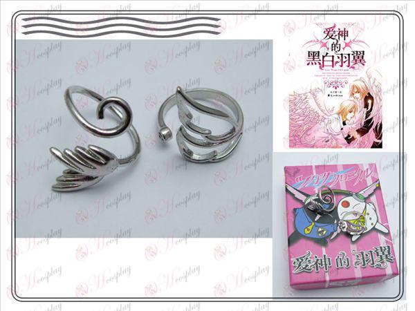 טבעת זוג אבזרים צאבאסה ארוס