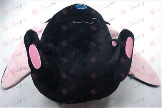 Black Tsubasa Príslušenstvo plyšové bábiky (veľký) 37 * 41 cm