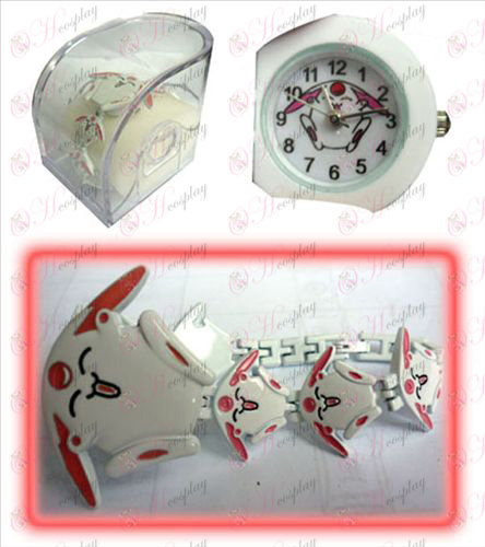 Tsubasa Accessories Bracelet Watch (White)