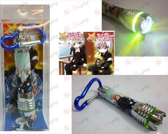Star-Stealing Girl Accessories Mini Flashlight