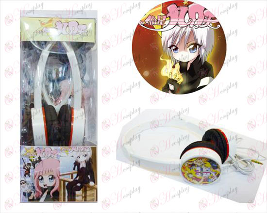 Star-Stealing Girl Accessories Headphones -1