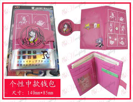 Personality wallet-Star-Stealing Girl Accessories