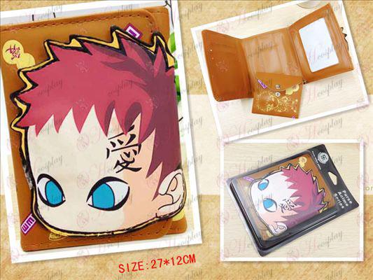 Gaara portefeuille en vrac Naruto