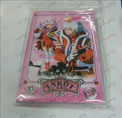 Star-Robo Chica Accesorios misterioso Tarot