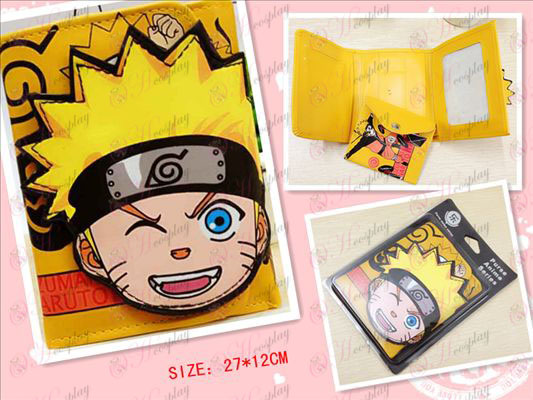 Naruto Naruto насипни портфейла