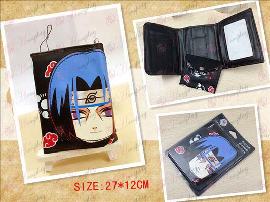 Naruto Uchiha Itachi bulk wallet