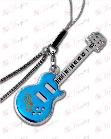 K-On! Аксесоари-Guitar 3 мобилни телефона верига