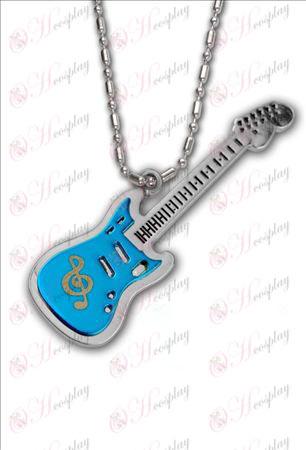 K-On! Аксесоари-китара огърлица