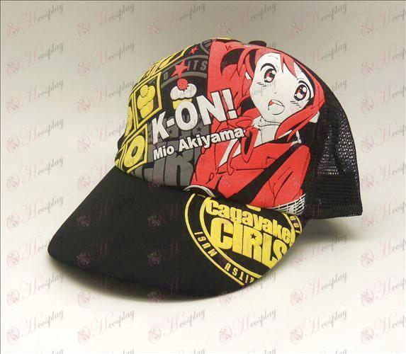 DK-On! אבזרים כובעים