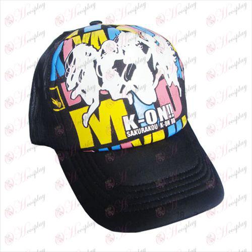 כובע-K-גבוהה ברשת! אבזרים