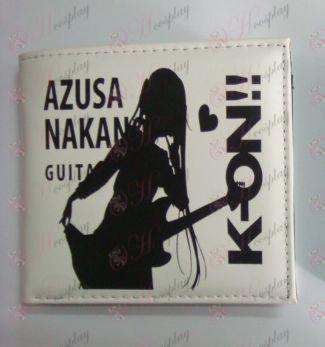 K-On! Accessoires ton Wallet (blanc)