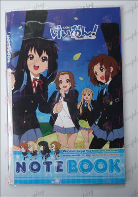 Notebook tono Light