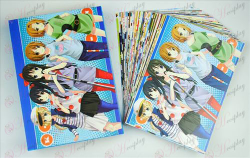 K-On! Accessories Postcards 2