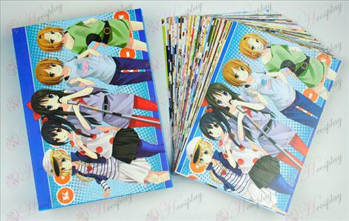 K-On! אבזרים גלויות 2