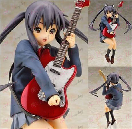 Nakano Azusa Packed big hand to do - K-On! Accessories