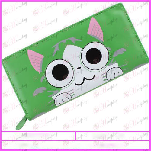 Sweet Cat AccesoriosPVC larga cartera